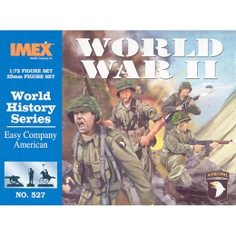 1/72 WWII Easy Company American (IMEX)