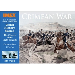 1/72 The Charge of the Light Brigade (IMEX)