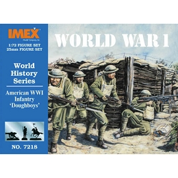 1/72 WWI American Infantry (IMEX)