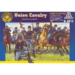 1/72 Union Cavalry Box (Italeri)