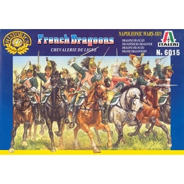 1/72 Napoleonic 1805-15 French Dragoons (Italeri)