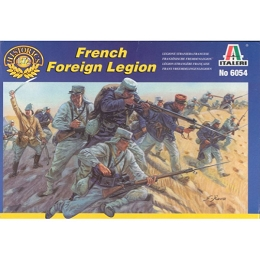 1/72 French Foreign Legion Box (Italeri)