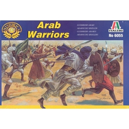 1/72 Arab Warriors Box (Italeri)