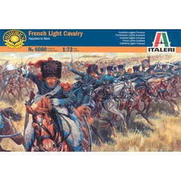 1/72 Napoleonic French Light Cavalry (Italeri)