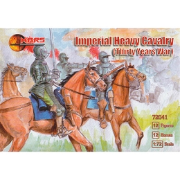 1/72 Thirty Years War Imperial Heavy Cavalry (Mars)