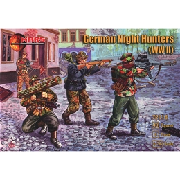 1/72 WWII German Night Hunters Box (Mars)