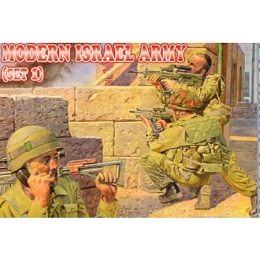 1/72 Modern Israel Army #1 Box (Orion)