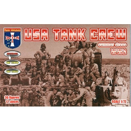 1/72 USA Tank Crew Summer Dress Box (Orion)