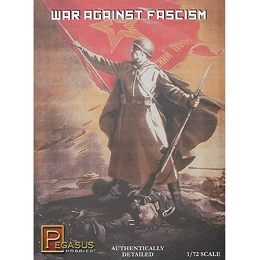 1/72 WW2 War Against Fascism Box (Pegasus)