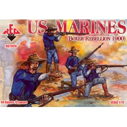 1/72 U.S. Marines Box (Redbox)