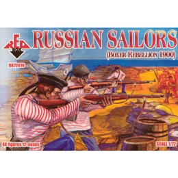 1/72 Russian Sailors Box (RedBox)