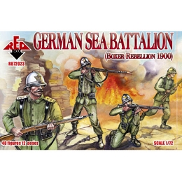 1/72 German Sea Battalion Box (RedBox)