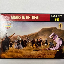 1/72 WWI -Arabs in Retreat (STR)