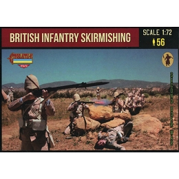 1/72 Anglo-Boer War - British Infantry 1899-1902 (STR)