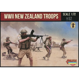 1/72 WWII New Zealand Troops (STR)