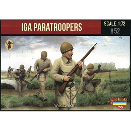 1/72 WW II Imperial Japanese Army Heavy Weapons Team (STR)