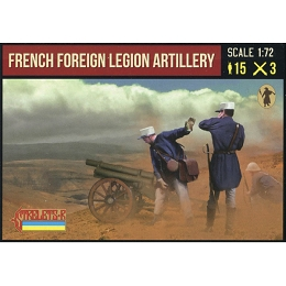1/72 French Foreign Legion Artillery (STR)