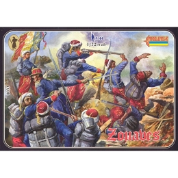 1/72 Crimean War Zouaves (STR)