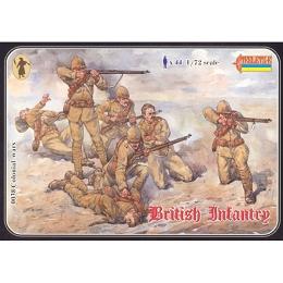 1/72 Boer War British Infantry (STR)