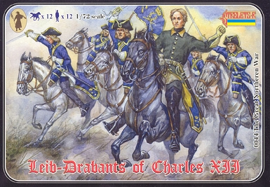 1/72 Lieb-Drabants of Charles XII (STR)