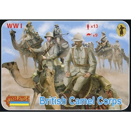 1/72 WW I British Camel Corp (STR)