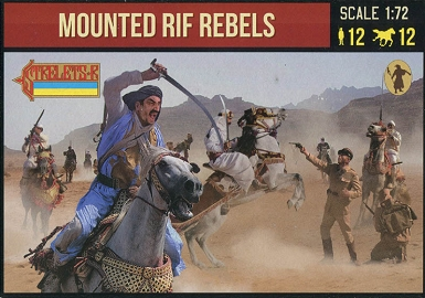 1/72 Rif War Mounted Rif Rebels (STR)