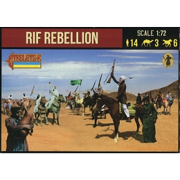 1/72 Rif War Rif Rebellion (STR)