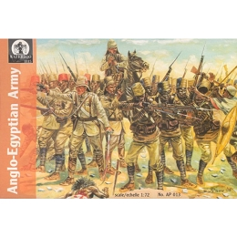 1/72 Colonial Wars Anglo Egyptian Army (WAT)