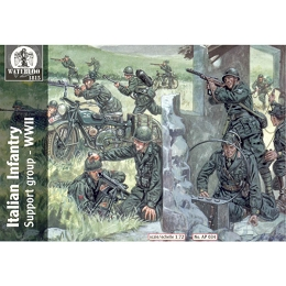 1/72 WWII Italian Infantry Support Group (WAT)