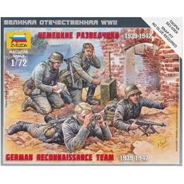 1/72 German Recon Team Box (ZVE)