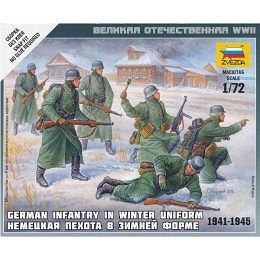 1/72 German Inf. Winter Box (ZVE)