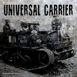 Universal Carrier 3D Printed (x5)