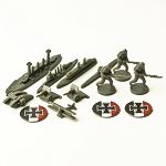 Axis & Allies 1914 Germany Set