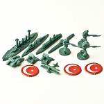 Axis & Allies 1914 Ottoman Empire Set