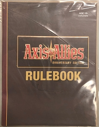 Rules Booklet (Anniversary) 2017