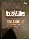 Rules Booklet - Europe 1940 2nd Edition