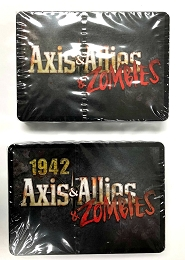 Zombie Cards (2 packs)