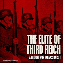 The Elite of the Third Reich (The SS) Global War Expansion