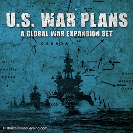 U.S. War Plans - Global War Expansion