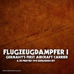 Carrier: flugzeugdampfer I 3D Printed Set (x1)
