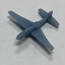 WW II U.S. XP-81 (3d Printed) x5