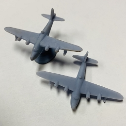 S.25 Short Sunderland Seaplane 3D Printed (x ONE)
