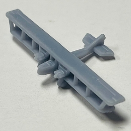 Farman F.50 bomber 3D Printed (x ONE)
