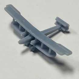 Handley Page O-400 Bomber 3D Printed (x ONE)
