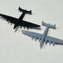 Ju-390 heavy Bomber (3d Printed) x ONE