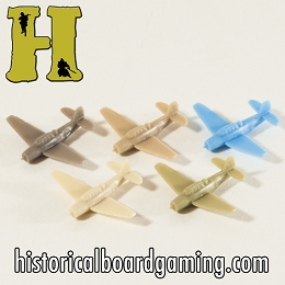 ''Battle Pieces'' - Allies - Avenger TBD Tac-Bomber (x5)