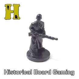 ''Battle Pieces'' - German Exp. - Greatcoat Infantry (x5)