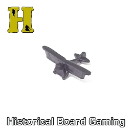 ''Battle Pieces'' - German Exp. - He 51 Fighter (x5)