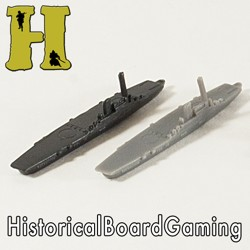 ''Battle Pieces'' - German Exp. - Seydlitz Aircraft Carrier (x5)