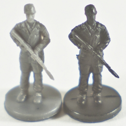 ''Battle Pieces'' - German Exp. - Fallschirmjäger Airborne (x5)